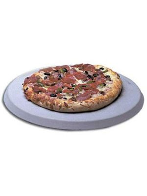 "Awmco FibraMent D Pizza Oven Baking Stone 3/4"" Thick 15 3/8"" Diameter - (IN-STORE PICK UP ONLY)"
