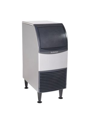 Scotsman UF1415A-1 Under-counter 140 lbs. Flake Style Ice Machine