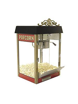 """Benchmark USA 11040  Popcorn Popper Machine """"Street Vendor"""" - 4 oz = 85 Quart./Hour, 120V"""