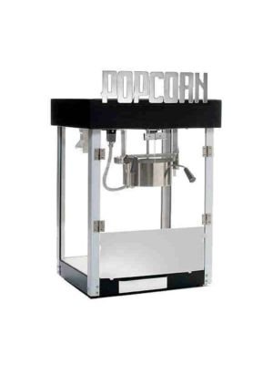 "Benchmark USA 11065 Popcorn Popper Machine ""Metropolitan"" 6 oz = 127 Quart/Hour, 120V"
