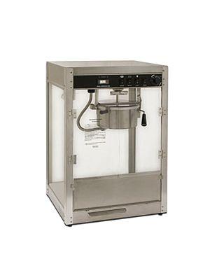 "Benchmark USA 11087 Popcorn Popper Machine ""Silver Screen"" 8 oz = 170 Quart/Hour, 120V"