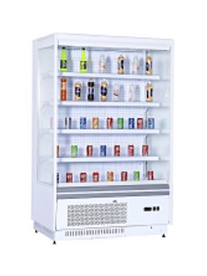 "Kona NJBLF-1380  51.57""W Multi-Deck Open Display Merchandiser"