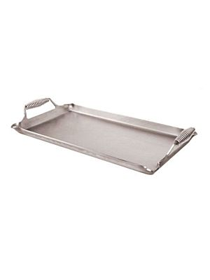 Rocky Mountain Cookware RM1424  Add on Chef King Griddle 2 burner 14x24