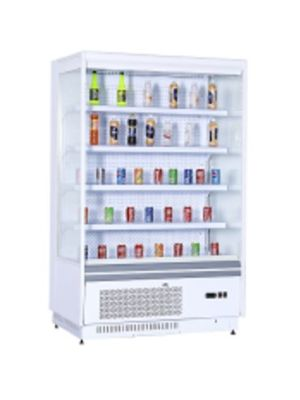 "Kona NJBLF-1580  59""W Multi-Deck Open Display Merchandiser"