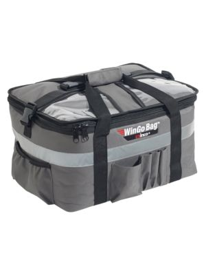 "Winco BGCB-1709 17"" Insulated Catering Delivery Bag"
