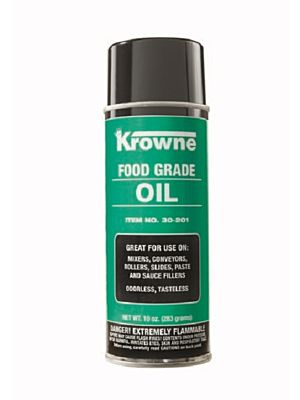 Krowne 30-201 10oz. Can Food Grade Oil (IN STORE PICK UP ONLY)