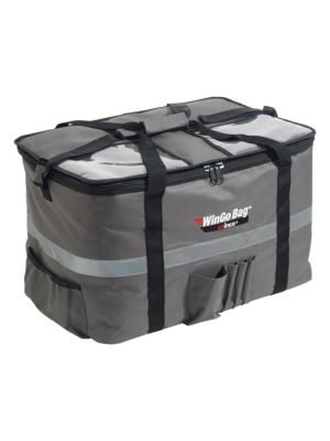 "Winco BGCB-2314 23"" Insulated Catering Delivery Bag"