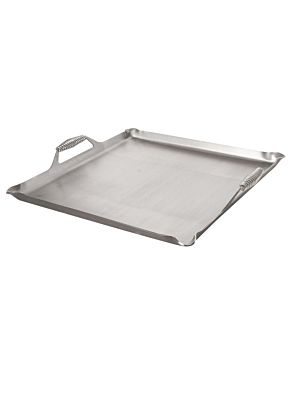 Rocky Mountain Cookware RM2424 Add on Chef King Griddle 4 Burner 24x24