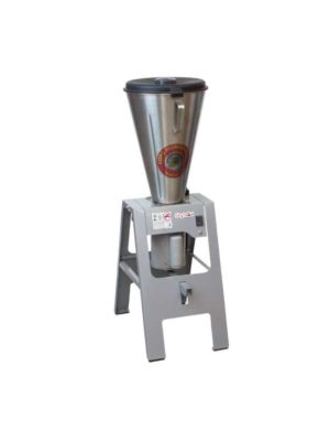 Skyfood LAR-25PMB Floor Style 6 1/2 Gallon Tilting Blender with Stainless Steel Container