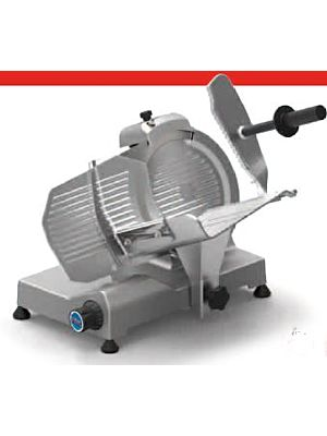 """Sirman 14251628 SMART 250 Electric Food Slicer, W 10"""" Blade - Made In Italy!"""