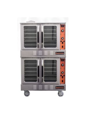 MVP Group Sierra SRCO-2E Single Deck Electric Convection Oven 208/240V 3 Phase, 31amps
