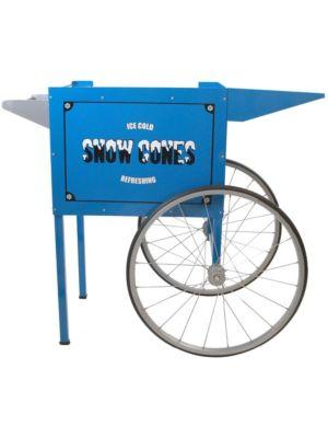 Winco 30070 Benchmark Trolley for Snow Cone Machine