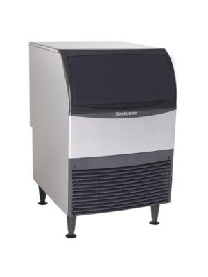 Scotsman UN324A-1 Under-counter 300 lbs. Nugget Style Ice Machine