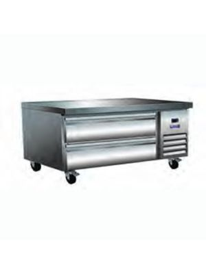 "MVP Group ICBR-38 Ikon Series Refrigerated 38"" Chef Base  FREE SHIPPING W/O LIFTGATE"