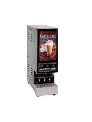 Grindmaster-Cecilware 4K-GB-LD Hot Beverage Dispenser 4 Flavor - Electric