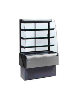 "MVP Group/Hydra Kool KBD-CG-40-S Refrigerated Bakery Display Case - 40-3/8"""