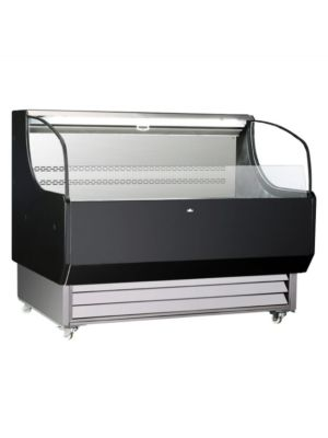 "Omcan RS-CN-0370-L (44544) 52"" Refrigerated Open Display Case"
