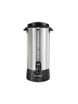 Hamilton Beach / Proctor Silex 45100R Coffee Urn Brewer - 100 Cup / 3.9 Gallon Capacity