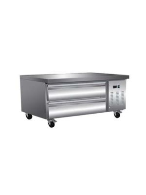 "MVP Group ICBR-50 Ikon Series Refrigerated 50"" Chef Base  FREE SHIPPING W/O LIFTGATE"
