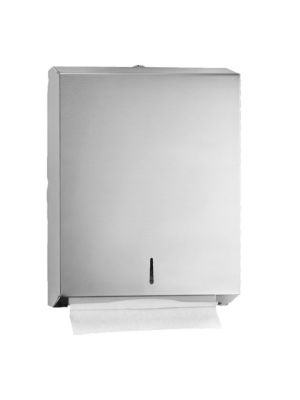 "Alpine 480 14-1/2"" Height Stainless Steel Paper Towel Dispenser (FREE SHIPPING)"