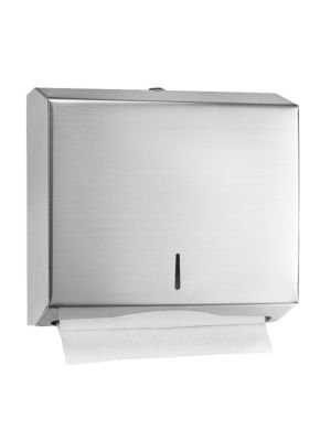 "Alpine 481 10-1/5"" Height Stainless Steel Paper Towel Dispenser (FREE SHIPPING)"