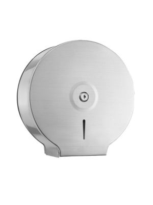 Alpine 482 Stainless Steel Wall Mount Jumbo Bath Tissue Dispenser (FREE SHIPPING)