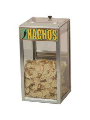 """Winco 51000 Benchmark 15"""" Nacho/Peanut/Popcorn Warmer - 100 Quart Capacity - 120V"""