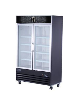 Spartan SGF-53 Two (3) Door Reach-In Glass Door Merchandiser Freezer