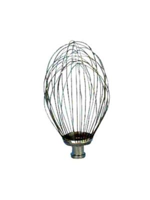 """Alfa International 60W """"D"""" Wire Whip For 60 Quart Hobart Mixers"""