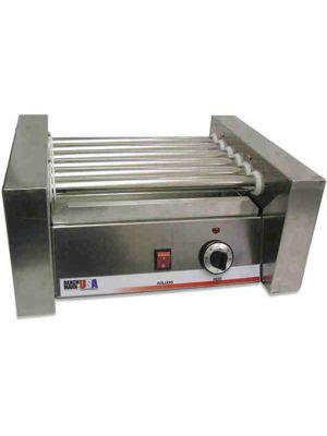 Benchmark USA 62010 - 10 Dog Roller Grill, 120V
