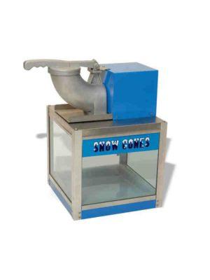 Winco 71000 Benchmark Snow Bank - Snow Cone Machine - 500 lbs/hr, 120V