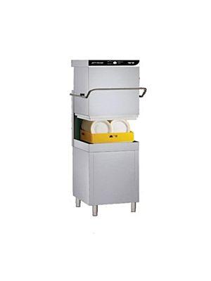 MVP Group 757-E Jet-Tech Door-Type High-Temperature Dishwasher - 60 Racks per Hour