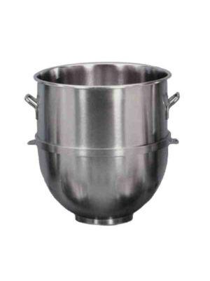 Alfa International 40VBWLA Adaptable 40 Quart Bowl For Hobart Mixers