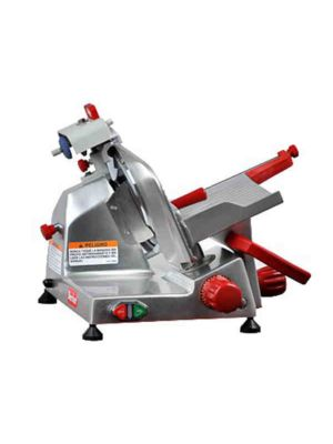 "Berkel 823E-PLUS 9"", 1/4 HP Manual Gravity Feed Slicer - Free Shipping Without Liftgate!"