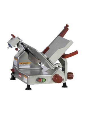 "Berkel 825A-PLUS 10"", 1/3 HP Manual Gravity Feed Slicer - Free Shipping Without Liftgate!"