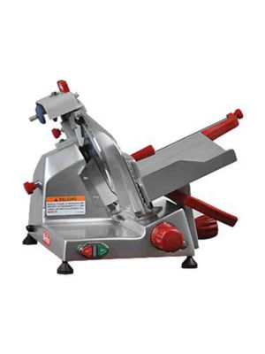 "Berkel 825E-PLUS 10"", 1/4 HP Manual Gravity Feed Slicer - Free Shipping Without Liftgate!"