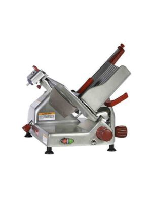 "Berkel 827A-PLUS 12"", 1/2 HP Manual Gravity Feed Slicer - Free Shipping Without Liftgate!"