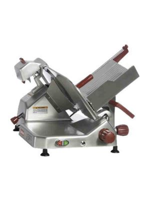 "Berkel 829A-PLUS 14"", 1/2 HP Manual Gravity Feed Slicer - Free Shipping Without Liftgate!"