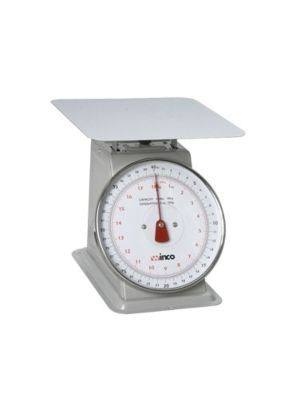 """Winco SCAL-840 70lb Receiving Scale with 8"""" Dial"""