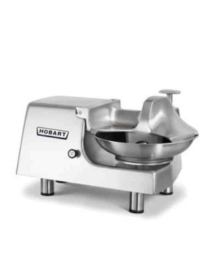 "Hobart 84145-2 Food Cutter/Buffalo Chopper with 14"" Bowl - FREE SHIPPING!"
