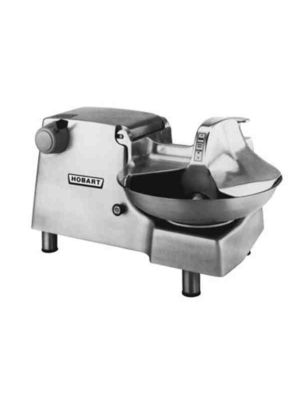 "Hobart 84186-1 Food Cutter/Buffalo Chopper with #12 Attachment Hub and 18"" Bowl- FREE SHIPPING!"