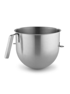 Kitchen Aid KSMC8QBOWL Commercial Stainless Steel 8 Quart Bowl