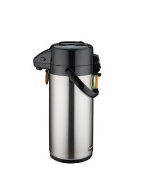 Winco APSP-925 2.5 Liter Stainless Steel Lined Airpot