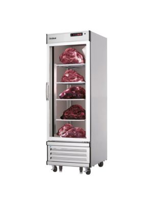 "Everest EDA1 Single Glass Door Meat Aging and Thawing Cabinet 22 Cu Ft""   FREE SHIPPING WITH LIFT GATE!"