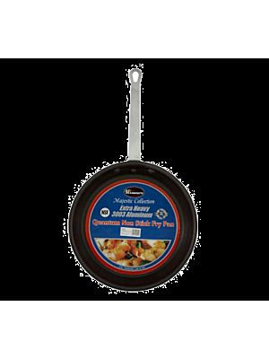 "Winco AFP-12NS Majestic Fry Pan, 12"" Non-Stick,  Aluminum,"