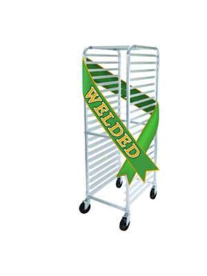 Winco AWRK-20 Full Height Welded Aluminum 20 Tier Sheet Pan Rack