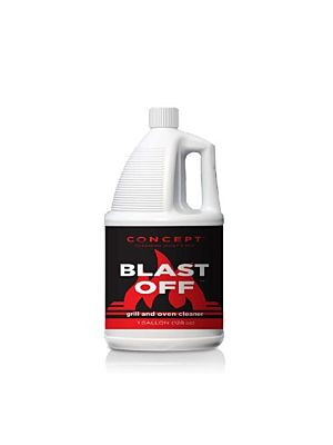 SANTEC 419704 BLAST OFF 1 Gallon Grill and Oven Cleaner (IN-STORE PICK UP ONLY)