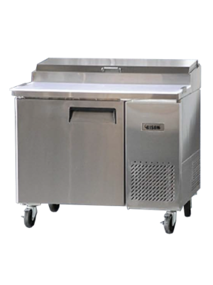 Bison BPT-44 PIZZA PREPARATION REFRIGERATOR 19 Cu FT