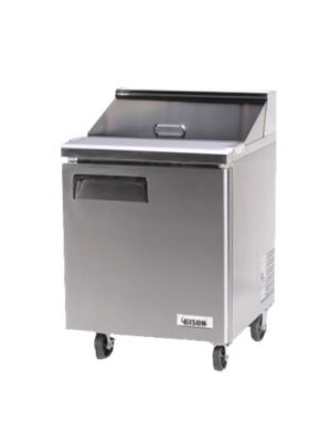 Bison BST‐27 SANDWICH / SALAD PREPARATION REFRIGERATOR 7.9 cu. ft.