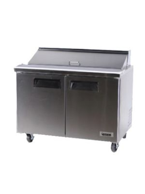 Bison BST‐48 SANDWICH / SALAD PREPARATION REFRIGERATOR 14.7 cu. ft.